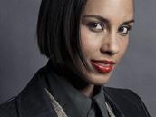 Zpěvačka Alicia Keys