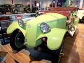 Na předválečné období, kdy český automobilový průmysl zažíval největší úspěchy,