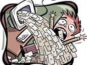 Záplava nevyžádaných e-mailů