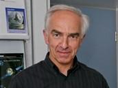 Dr. Heiner Klinkrad, šéf oddělení Space Debris Office Evropské vesmírné...
