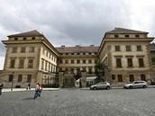 Salmovský palác na pražském Hradčanském náměstí je novým prostorem Národní