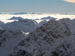 Panorama směrem k jihozápadu