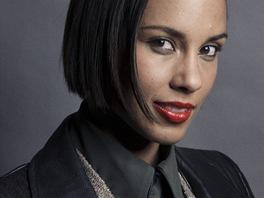 Zp�va�ka Alicia Keys
