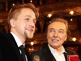 Český slavík 2012 - Tomáš Klus a Karel Gott