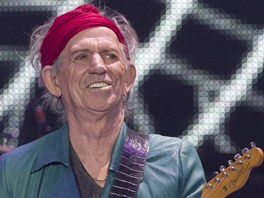 Rolling Stones, Londýn, 25. 11. 2012 (Keith Richards)