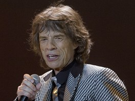 Rolling Stones, Lond�n, 25. 11. 2012 (Mick Jagger)