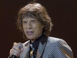 Rolling Stones, Londýn, 25. 11. 2012 (Mick Jagger)