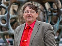 Lubomír Franc, staronový hejtman Královéhradeckého kraje (23.11.2012).