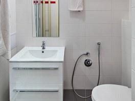Ilustrační foto: Bidetová sprška slouží nejen hygieně, ale také pohodlnému napouštění vody do kbelíku.