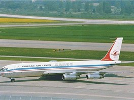 Boeing 707 Korean Air