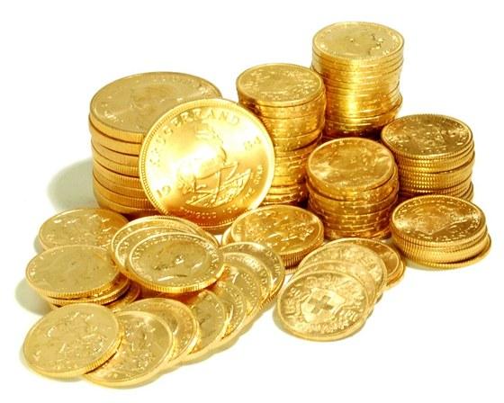 Investiční hodnota zlatých sběratelských mincí