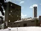 Návrh komplexu od atelieru Mjolk architekti.