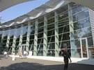 Pavilon T na českobudějovickém výstavišti slouží pro výstavy, ale i kulturní a