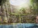 Vítězný návrh na přestavbu pavilonu velkých savců na nový pavilon Amazonie -