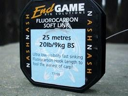 Fluokarbonový návazový materiál