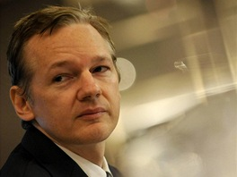 Julian Assange (2. října 2010)