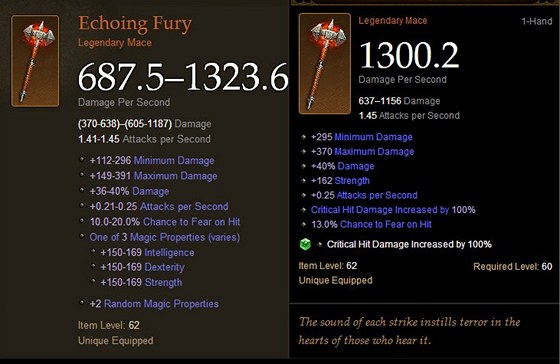 Legend�rn� palc�t Echoing Fury hr�� vydra�il za 7500 euro.