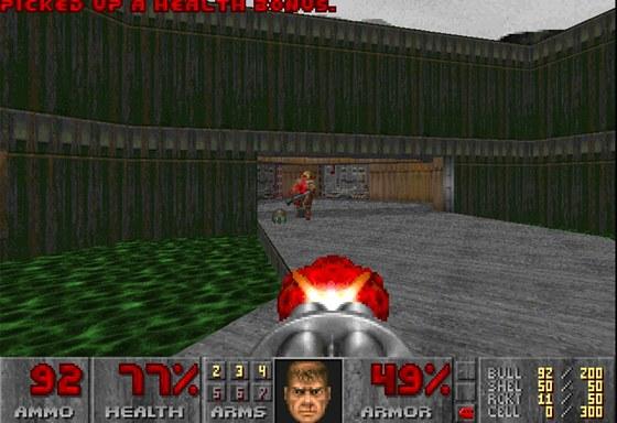 Doom II z roku 1994