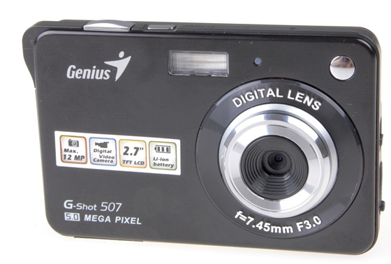 Genius G-Shot 507