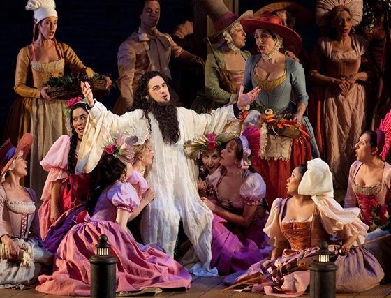 Juan Diego Flórez v Rossiniho opeře Hrabě Ory