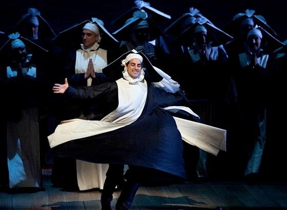 Juan Diego Flórez v titulní roli Rossiniho opery Hrabě Ory