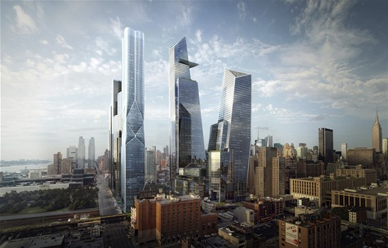 Realitní magnát Stephen M. Ross investuje do projektu 15 miliard dolarů (v...