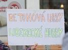 Opoziční zastupitel Jaromír Baxa přestavbu náměstí kritizuje.