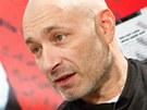 Daniel Landa při videochatu na iDNES.cz (3. prosince 2012)