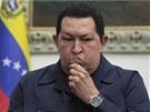 Lékaři našli u venezuelského prezidenta Huga Cháveze rakovinné buňky. Chávez