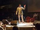 Struny podzimu 2012 - Gregory Porter v Lucerna Music Baru 9. 10. 2012