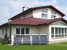 Systém pro ohřev teplé vody lze instalovat i dodatečně. Zdroj: www.mujdum.cz