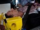 John McAfee byl hospitalizován krátce poté, co byl internován v objektu