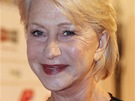 Helen Mirrenov� p�eb�rala cenu za celo�ivotn� v�kon a vyslou�ila si dlouh�