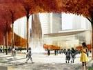 Centrální náměstí, které zde vznikne, by mělo být jedním z nejdůležitějších...