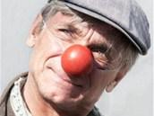 Oldřich Kaiser ve filmu Klauni