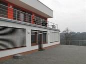 Zdeněk Šoula má dnes v Havlově luxusní sídlo s nádherným výhledem.