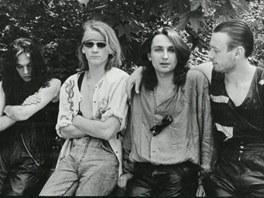Lucie, jaro 1990