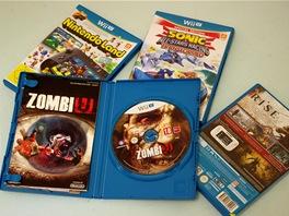 Obaly od her na Wii U