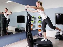 Cvičení na Power Plate - Zlepšování stability je důležité pro správné držení