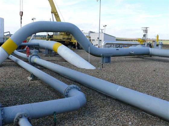 Zavedením zemního plynu došlo ke zlepšení kvality ovzduší