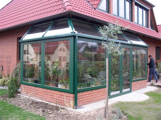zimní zahrada - NOVATEC Fenster - Türen