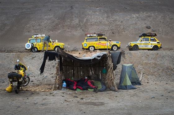 Peru�nsk� hotel bez hv�zdi�ek, ale s v�hledem na pob�e��