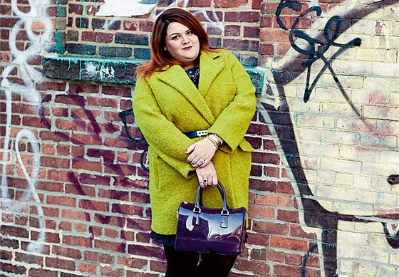 Nicolette Mason si začala módní časopisy kupovat ve dvanácti letech a toužila