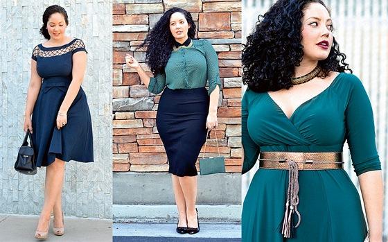 """""""Začala jsem projekt Girl With Curves, abych vyznala svou lásku módě, ale"""