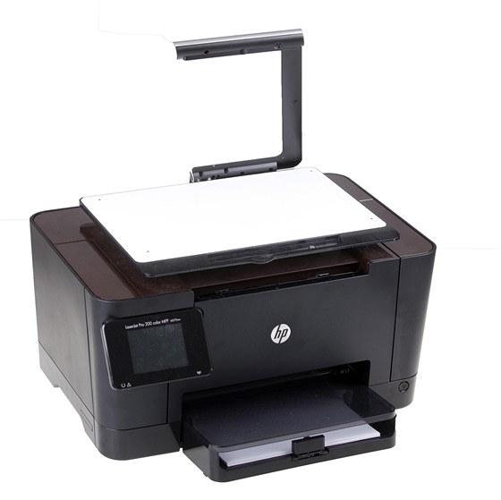 Tiskárna s 3D skenerem CLJ Pro 200