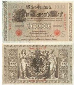 Tato bankovka má dnes sběratelskou hodnotu 50 Kč. V roce 1910 ji mohl její