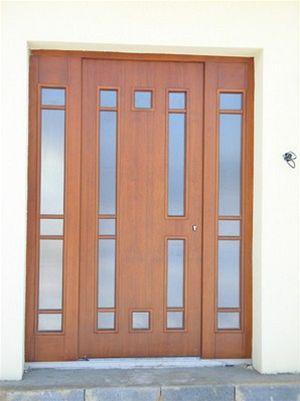 dveře - NOVATEC Fenster - Türen