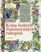 Krása českých iluminovaných rukopisů (obal)