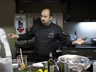 """Praotec"" kuchřských kurzů italské restaurace Aromi Riccardo Lucque"