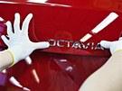 Zahájení sériové výroby nové Škody Octavia